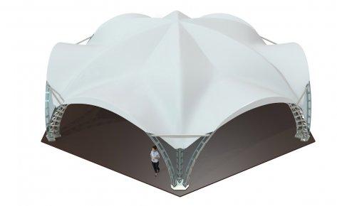 Arkinė palapinė AT163
